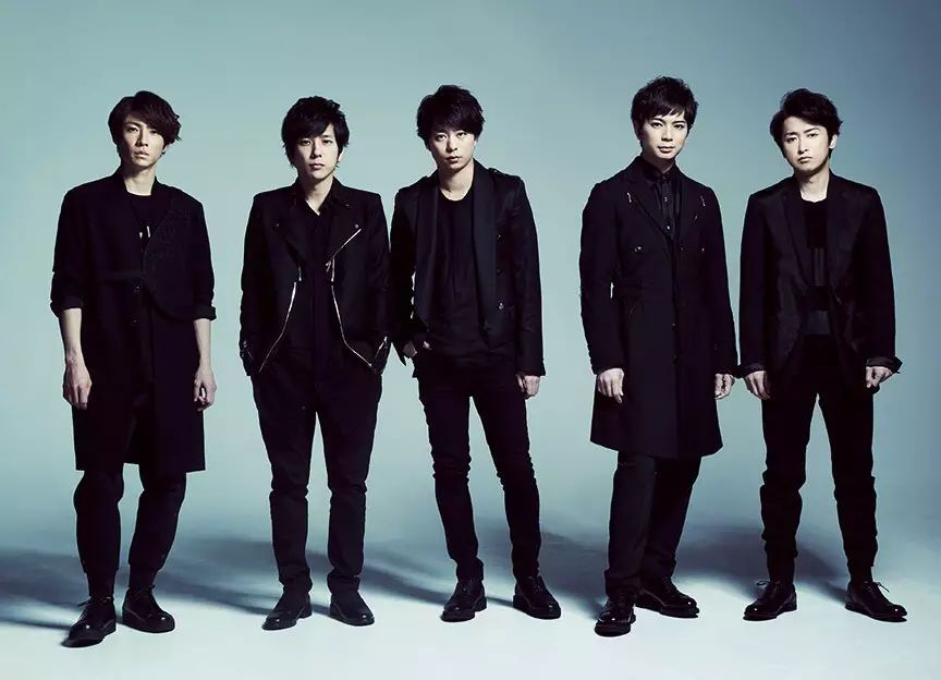 [Jpop] Arashi Announces 53rd Single