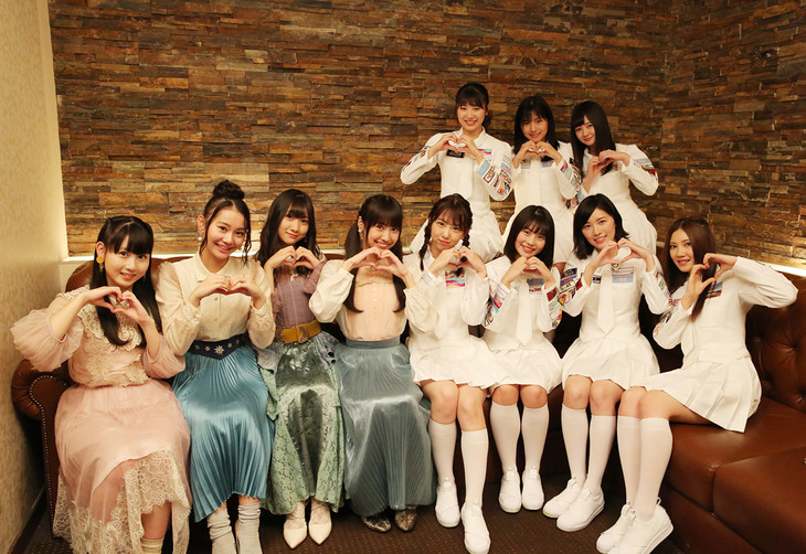 [Jpop] SKE48 Announces 22nd Single + New Members Join Sub Unit Love Crescendo