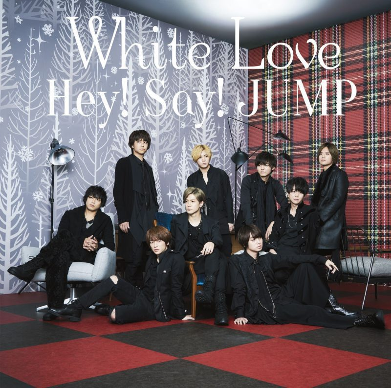 [Jpop] Hey! Say! JUMP Reveals Cover Art & Track List For