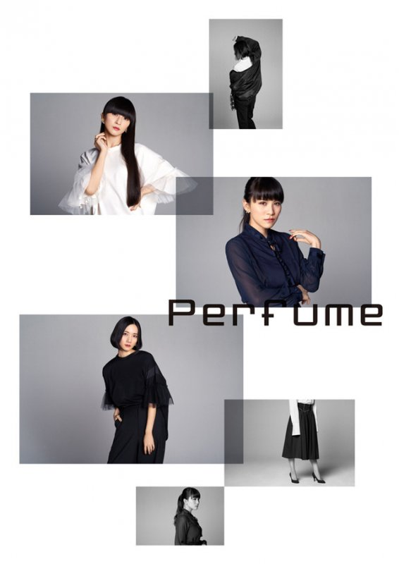 [Jpop] Perfume Creates Clothing Line Perfume Closet