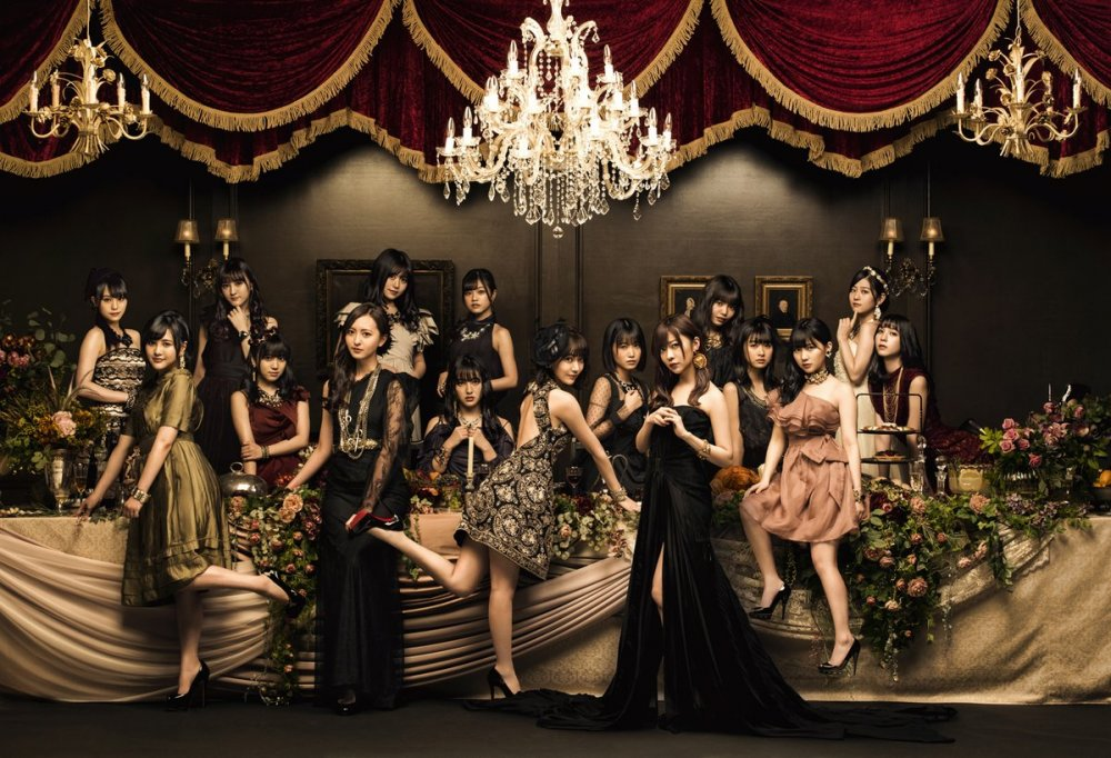 [Jpop] HKT48 Releases Cover Art & Details For 1st Studio Album
