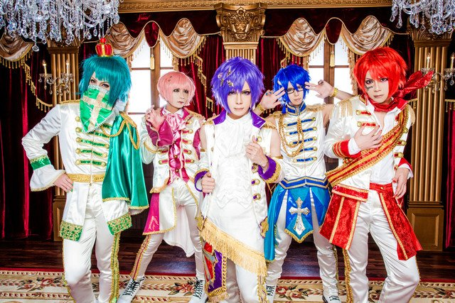 [Jrock] Kiryu's Side Project My Dragon will Disband