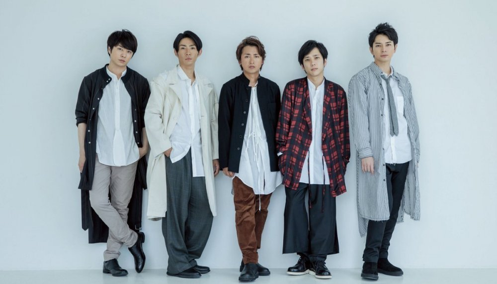 [Jpop] Arashi Announces New Single