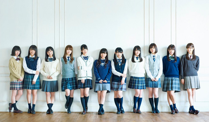 Keyakizaka46 Announces 1st Studio Album