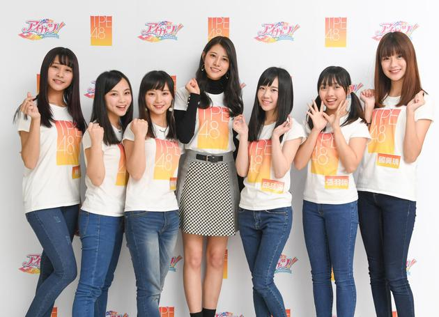 [Jpop] TPE48 Finalizes 1st Generation Members, AKB48's Maria Abe Transfers To Group