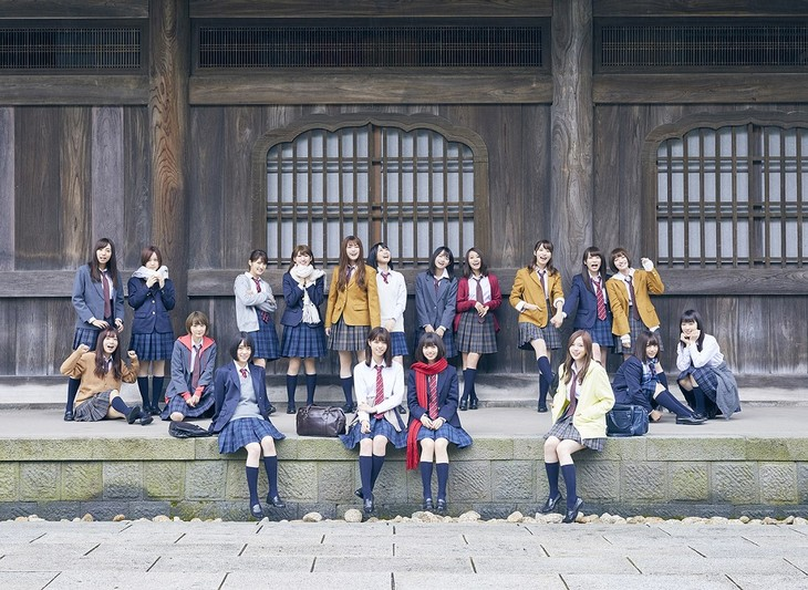 [Jpop] Nogizaka46 Announces 20th Single