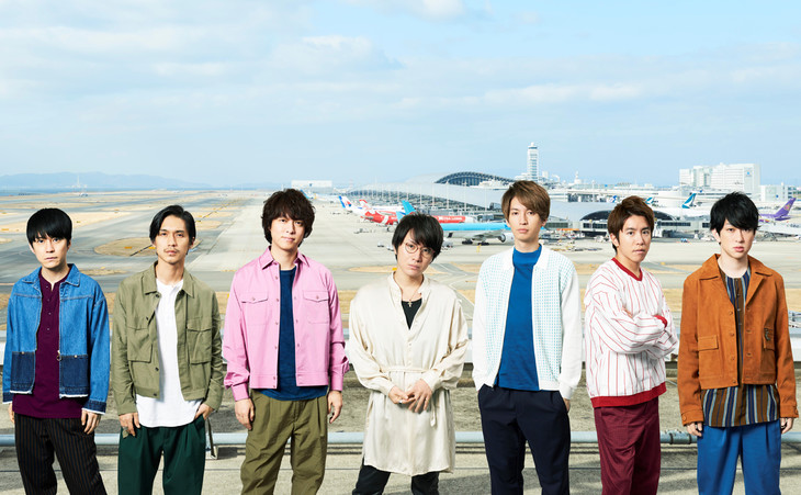 [Jpop] Kanjani8 Announces Best-Of Album