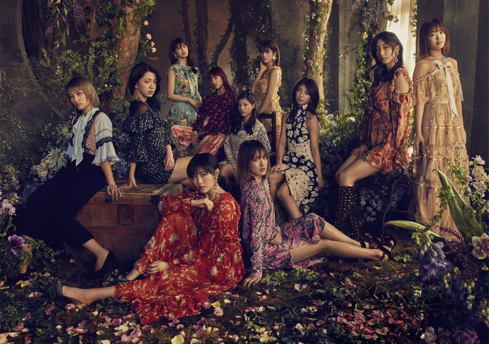 [Jpop] E-Girls Announces New Album
