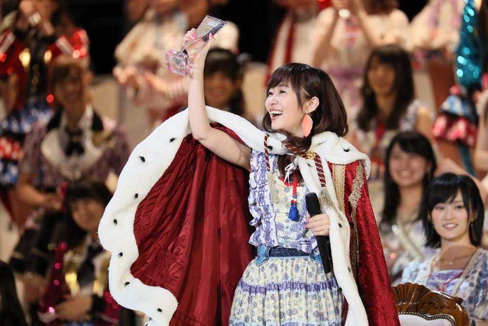 [Jpop] Rino Sashihara Will Not Participate In This Year's Senbatsu General Election