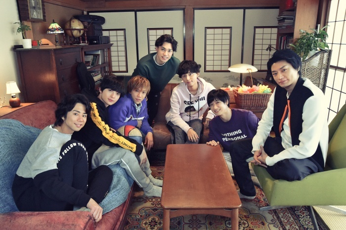 [Jpop] Kis-My-Ft2 Collaborates With Miyavi On New Album