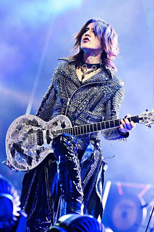 [Jpop] X Japan's SUGIZO Likely Unable To Play At Coachella