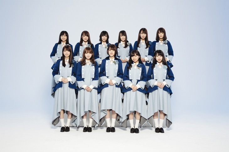 [Jpop] Hiragana Keyakizaka46 Debut Album Delayed
