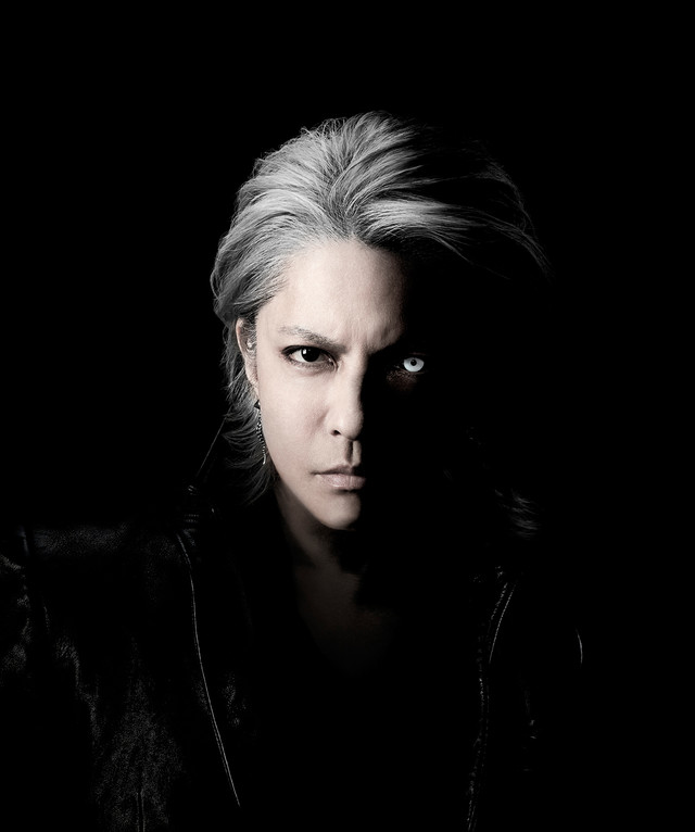 [Jpop] Hyde (L'Arc~en~Ciel) will Release First Solo Single in More than 12 Years
