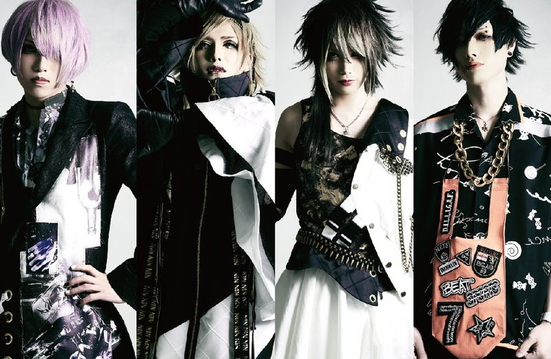 [Jrock] Rides In ReVellion will Release Two New Mini Albums