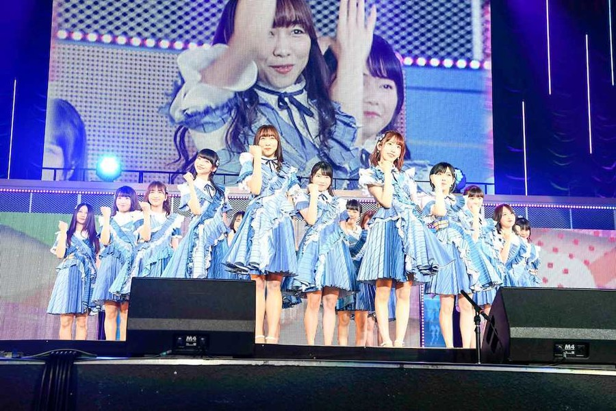 [Jpop] Jurina Matsui Remains Absent As AKB48's Senbatsu Begin Performing New Song