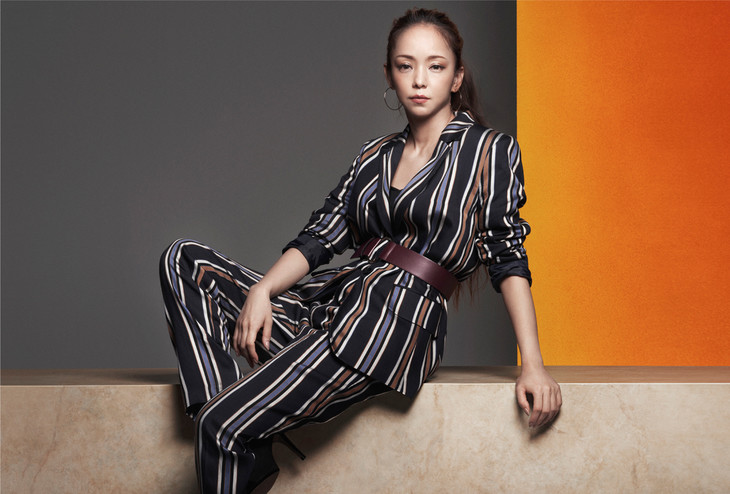 [Jpop] Namie Amuro x H&M Launches Fall Fashions