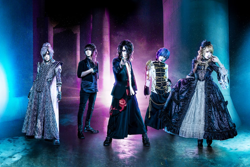 [Jrock] Jupiter to Release Live DVD Featuring First Concert with New Vocalist