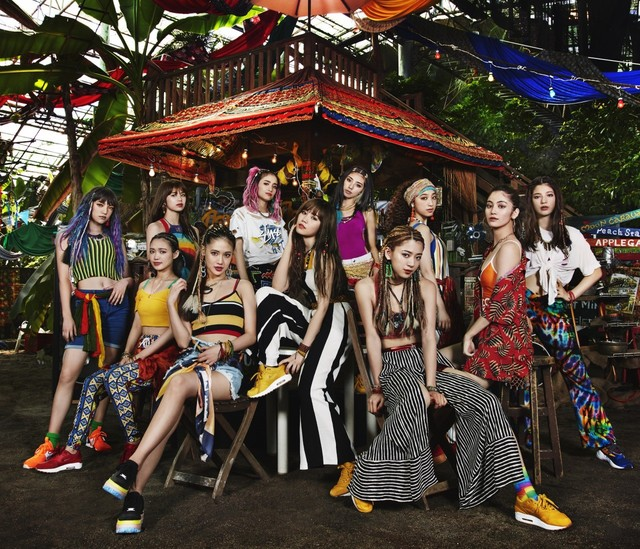 E-Girls Announces Digital Single