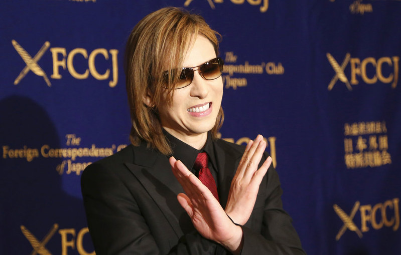 [Jpop] Yoshiki Says X Japan's Long Awaited Album Is Complete