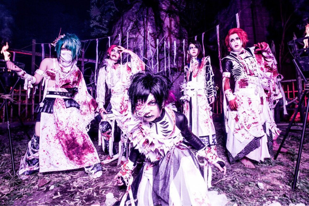 [Jrock] Kiryu to Release New Album in November