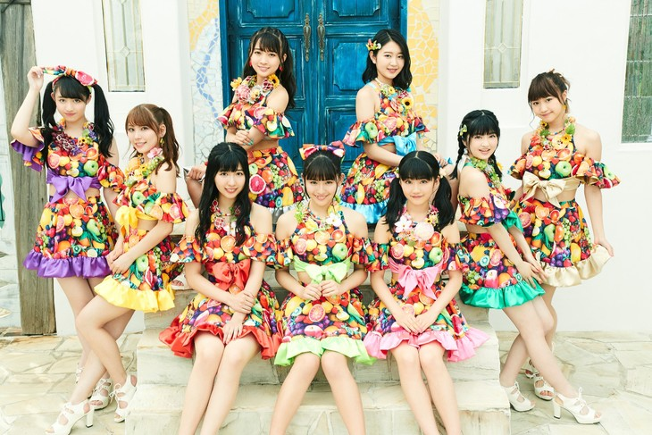 [Jpop] 5 Of SUPER☆GiRLS' 9 Members To Graduate From Group
