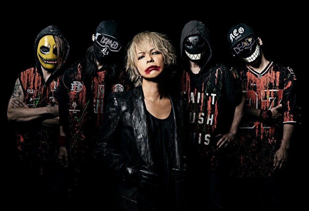 [Jpop] Hyde Reveals Preview for New Rock Song