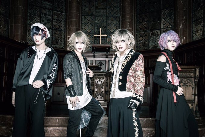 [Jrock] Rides In ReVellion Reveals Details on