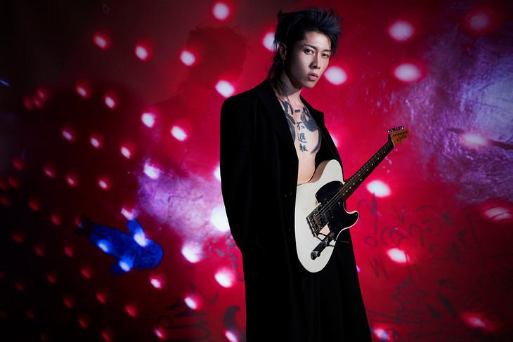 Daichi Miura Kreva More Collaborate In New Miyavi Album Samurai