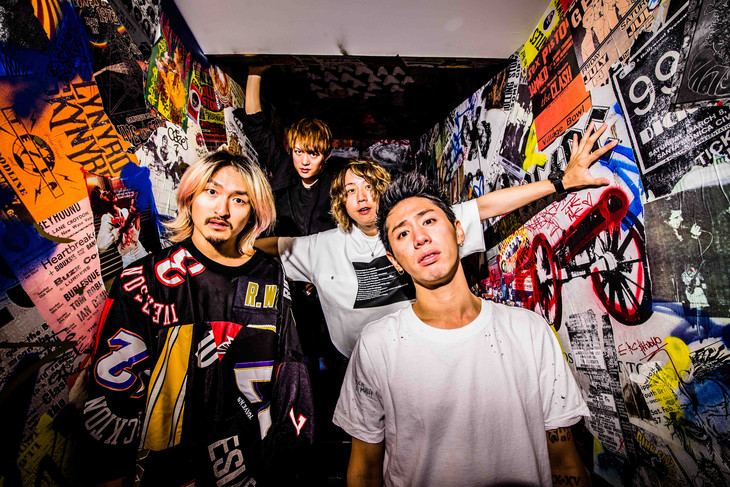 [Jpop] ONE OK ROCK Writes New Song For Honda Commercial