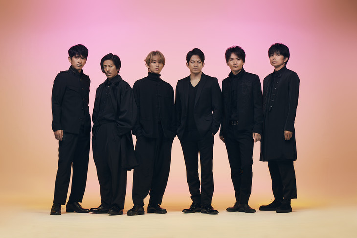 V6 Announces 50th Single Super Powers / Right Now | JpopAsia