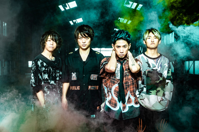 [Jpop] ONE OK ROCK To Provide Theme Song For New Movie