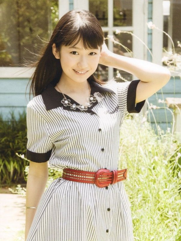 [Jpop] Morning Musume's Miki Nonaka Pauses Activities To Study English Abroad