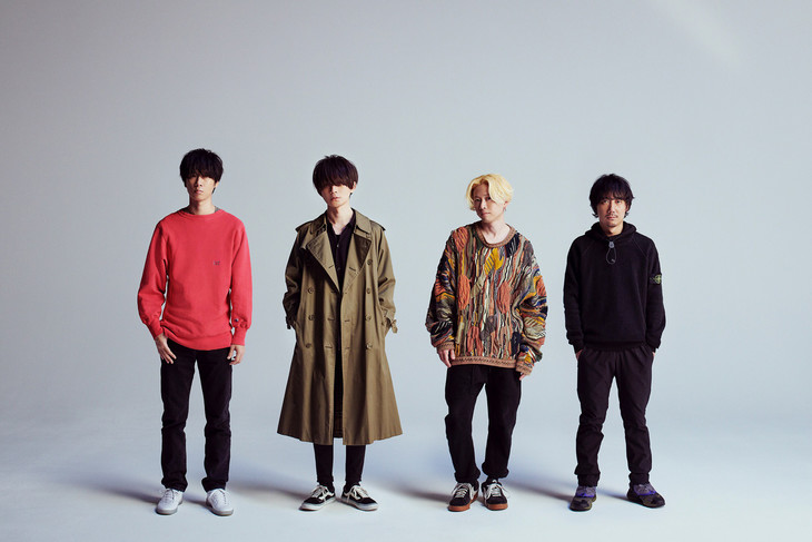 [Jpop] Bump Of Chicken Announces 1st New Album In 3 1/12 Years