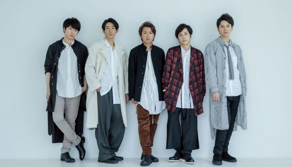 Arashi Announces Best-Of Album