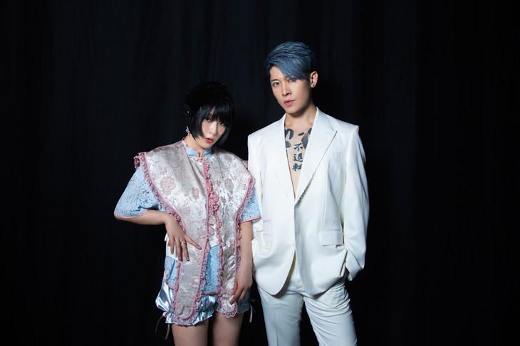 Daoko Miyavi Team Up For Diner Movie Theme Song Jpopasia