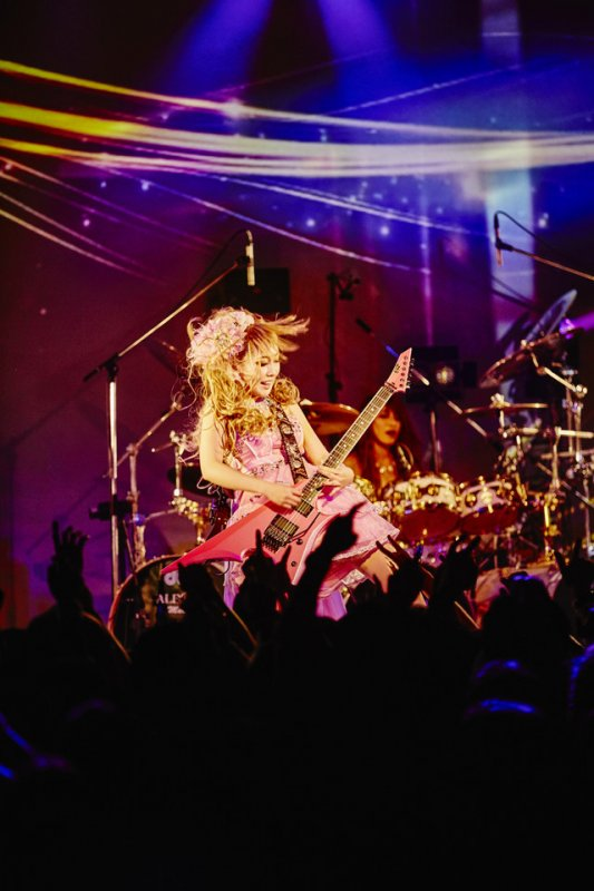 Aldious Guitarist Toki Announces Marriage & Pregnancy