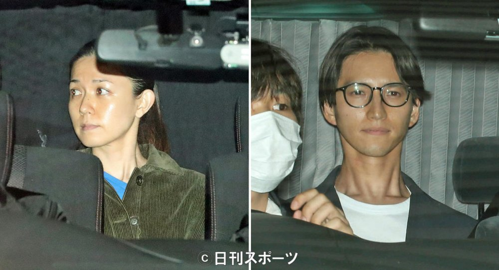 Junnosuke Taguchi & Rena Komine Admit To Possession Of Marijuana
