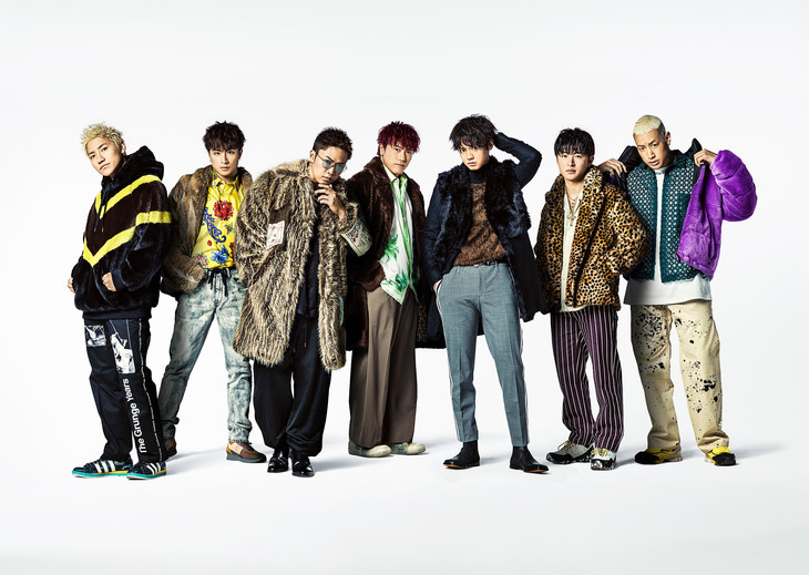 [Jpop] GENERATIONS Announces Three Consecutive Months Of Singles + First Dome Tour
