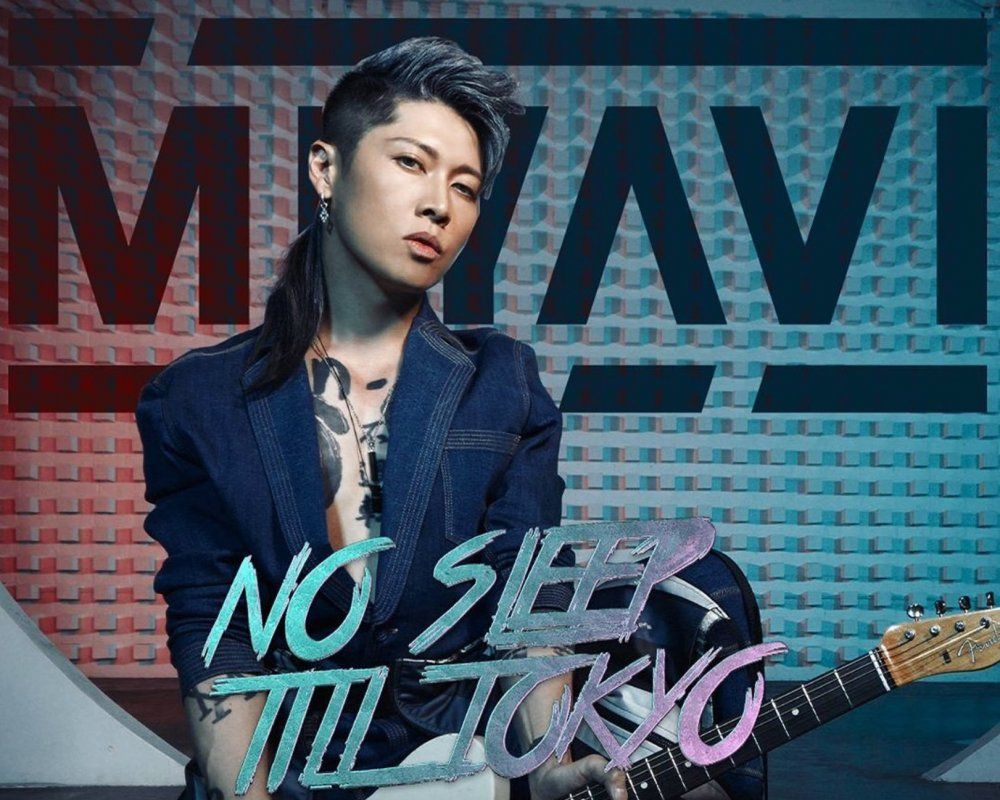 [Jrock] Miyavi Heads Over to Asia in November