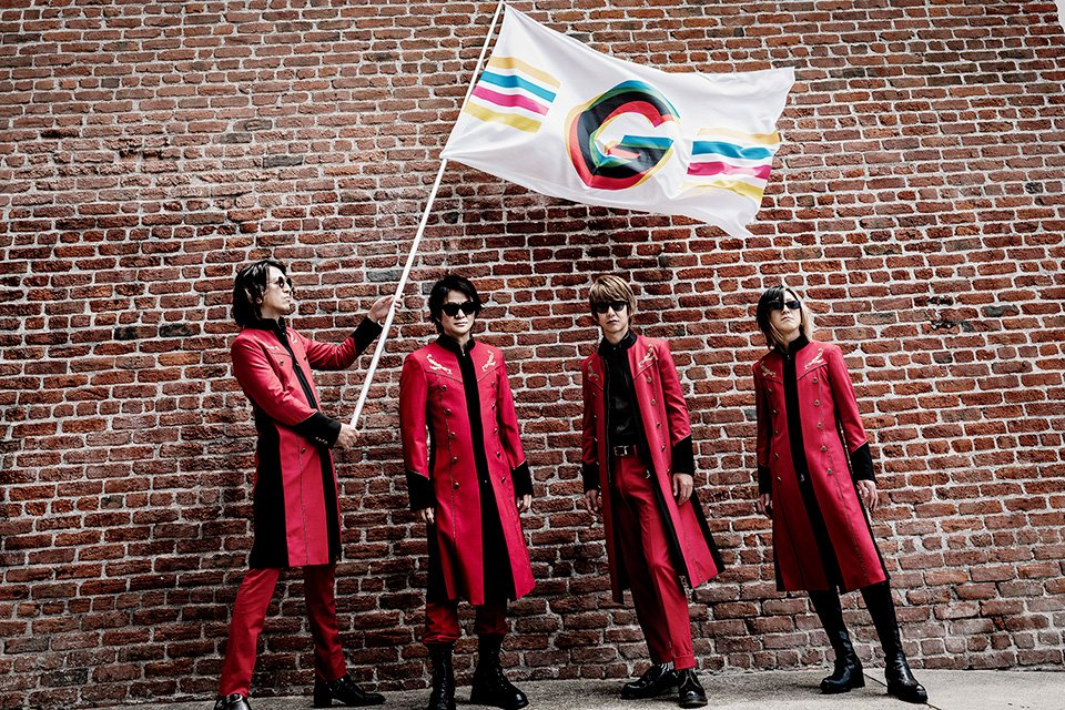 GLAY Announces 15th Album