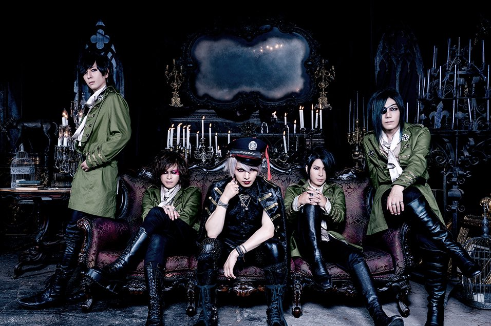 [Jrock] THE MICRO HEAD 4N'S Reveals Details on New Single to be Released in December