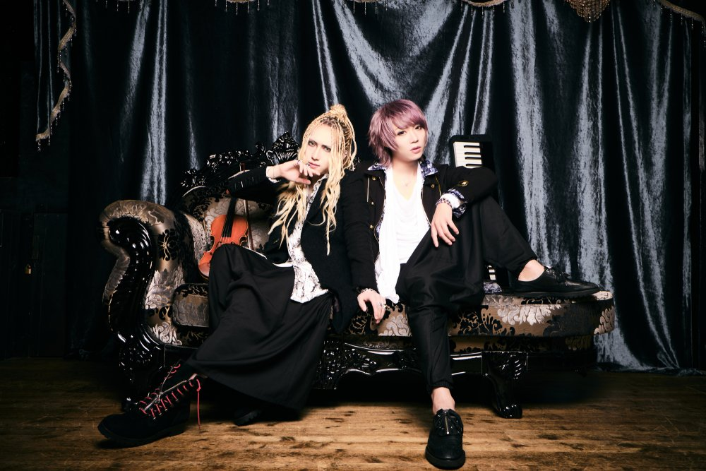 Kazami (DaizyStripper) & Hikarito (AIOLIN) Announces Mini Album