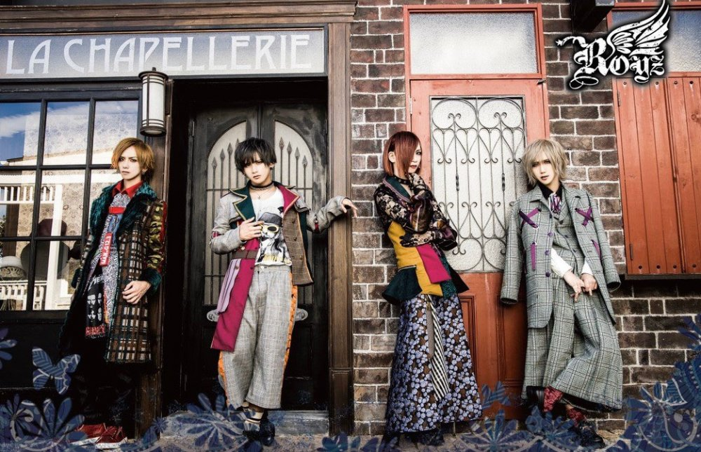 [Jrock] Royz Announces 19th Single